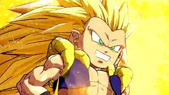 Dragon Ball Fighter Z: Bandai Namco presenta a Gotenks