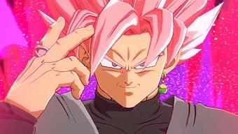 Goku Black protagoniza el nuevo tráiler de Dragon Ball Fighter Z