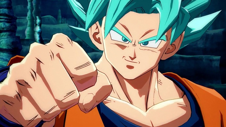 Imagen de Dragon Ball Fighter Z