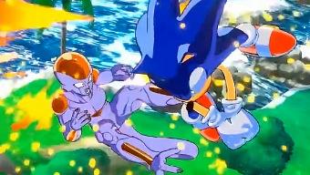 ¿Sonic en Dragon Ball Fighter Z? Nada es imposible…