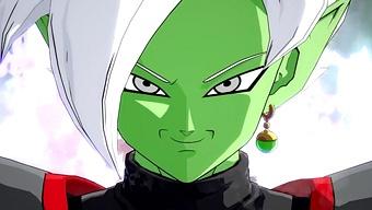 Dragon Ball Fighter Z: tráiler de su nuevo personaje, Fused Zamasu