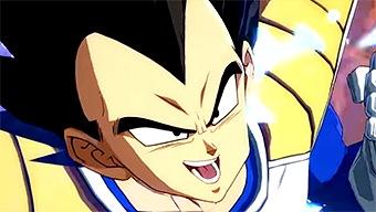 Primer tráiler de Goku y Vegeta base en Dragon Ball Fighter Z