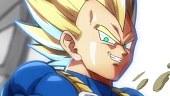 Dragon Ball Fighter Z: Presentación - Vegeta
