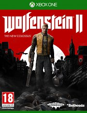 Carátula de Wolfenstein 2: The New Colossus - Xbox One