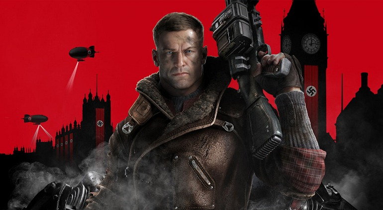 BJ Blazkowicz - Wolfenstein 2: The New Colossus
