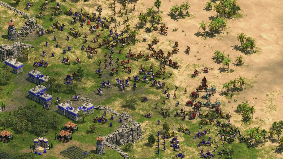 Age of Empires Definitive Edition análisis