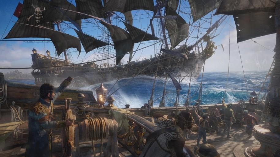 Skull & Bones: Skull & Bones: Batallas navales en la Edad de Oro de la Piratería