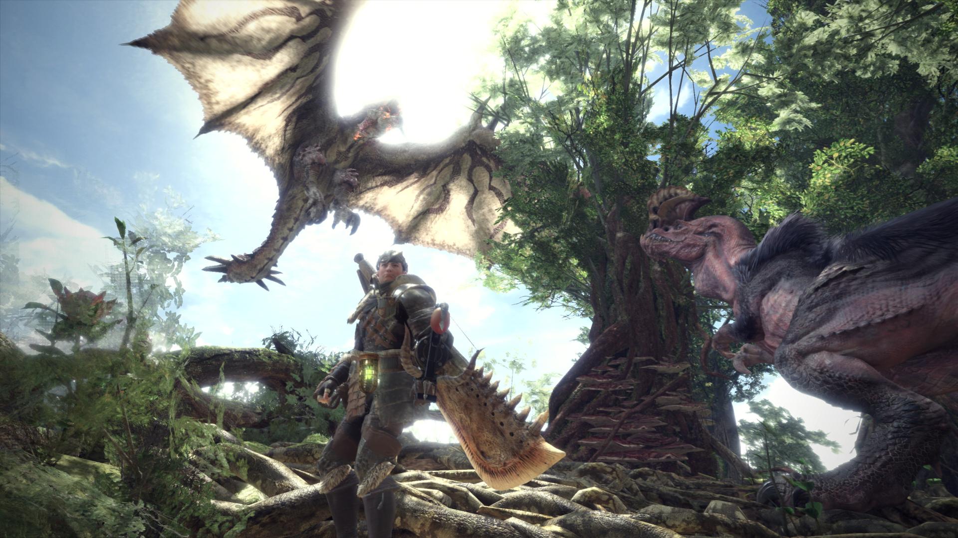 Monster Hunter World descarta las cajas de botín