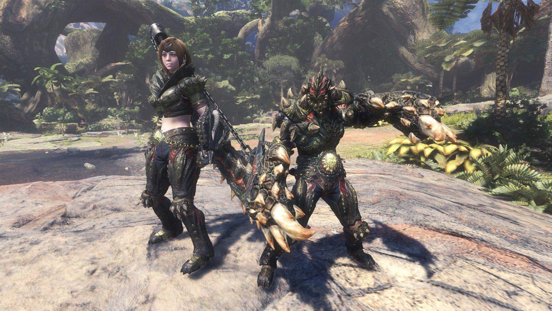 El temible Deviljho llegará a Monster Hunter World el 22 de marzo
