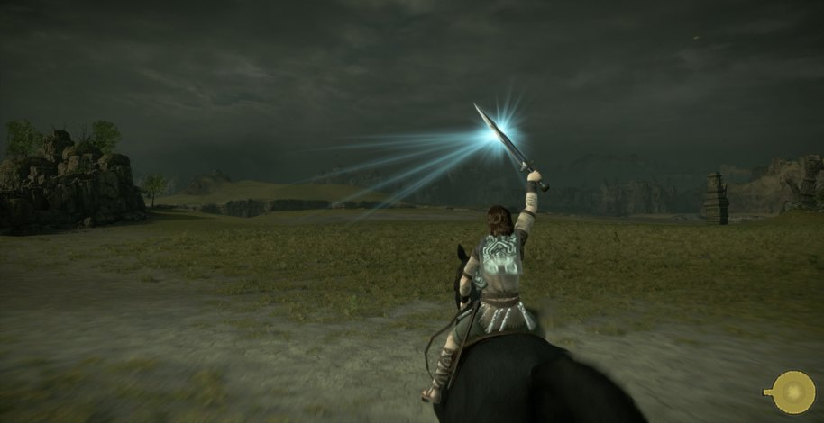 Shadow of the Colossus análisis