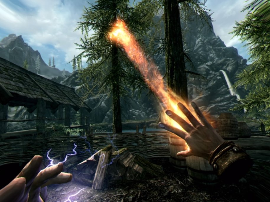 The Elder Scrolls V Skyrim - VR PS4