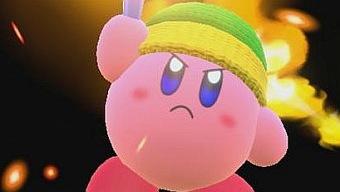 Video Kirby  Switch, Tráiler de Anuncio