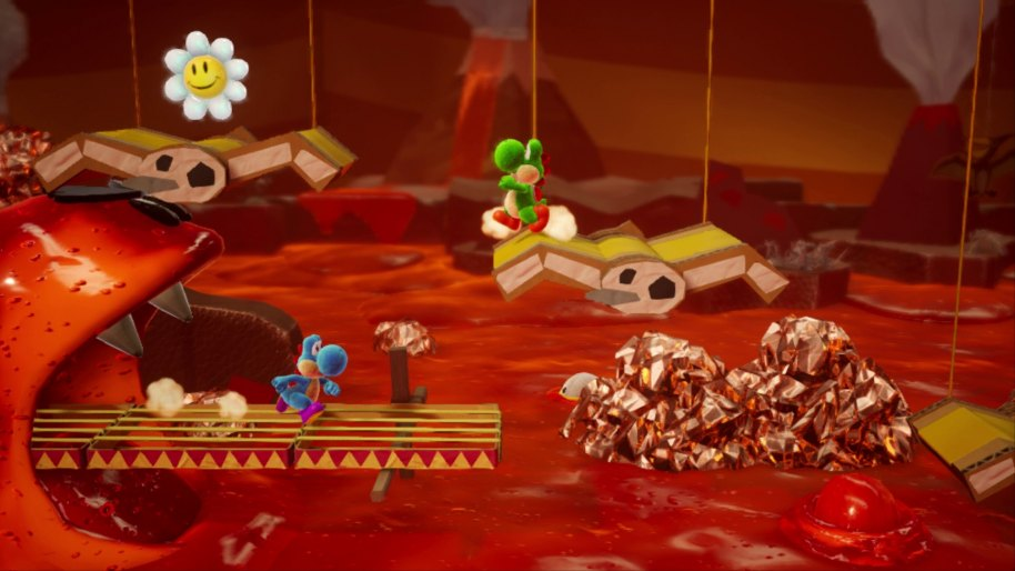 Yoshi's Crafted World análisis