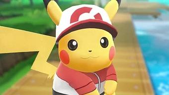 Las 5 claves que tienes que saber sobre Pokémon Let's Go Pikachu!