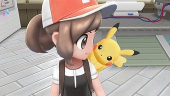 Game Freak quería que Pokémon Let's Go fuese un juego fácil de superar