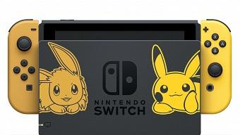 Gana una Nintendo Switch Edición Pikachu e Eevee con 3DJuegos