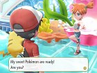 Pokémon Let's Go Pikachu / Eevee - Pantalla