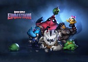 Carátula de Angry Birds Evolution - iOS