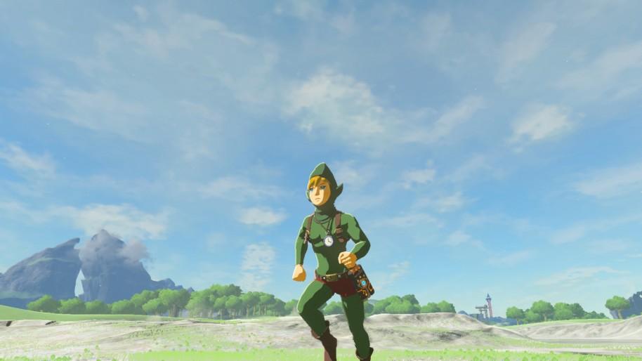 The Legend of Zelda Breath of the Wild - Las Pruebas Legendarias Wii U
