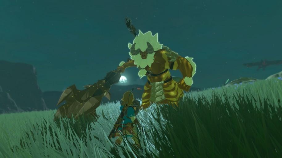 The Legend of Zelda Breath of the Wild - Las Pruebas Legendarias