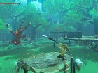 The Legend of Zelda Breath of the Wild - Las Pruebas Legendarias - Pantalla