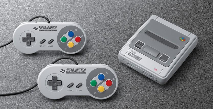 SNES Mini: SNES Mini, hemos probado consola y sus juegos