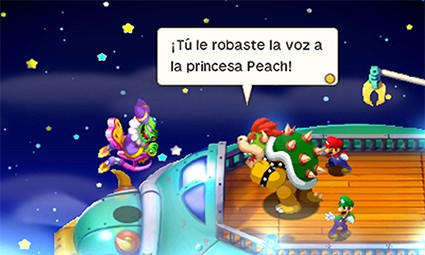 Mario & Luigi Superstar Saga 3DS