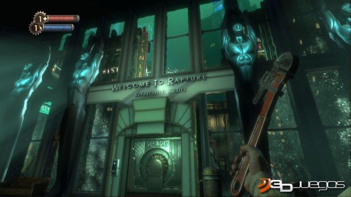 BioShock - An�lisis