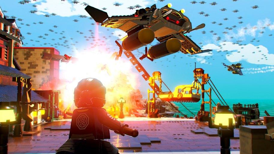 La LEGO Ninjago Película análisis
