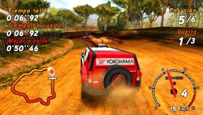 Sega Rally análisis