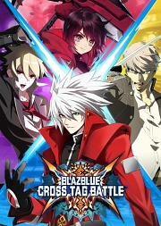 Carátula de BlazBlue: Cross Tag Battle - PS4