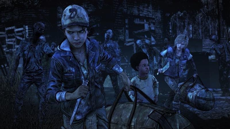 The Walking Dead The Final Season análisis
