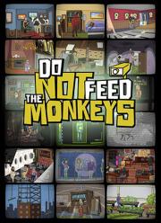 Carátula de Do Not Feed the Monkeys - Nintendo Switch