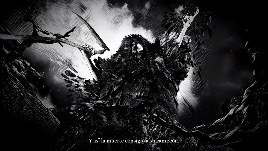 Sinner Sacrifice for Redemption análisis