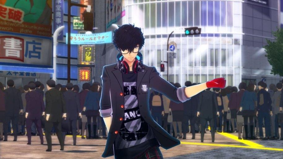 Persona 5 Dancing in Starlight Vita