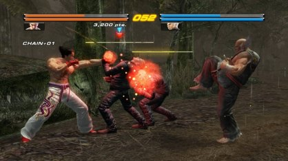 Tekken 6: Tekken 6: Impresiones jugables