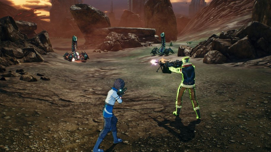 Sword Art Online Fatal Bullet análisis