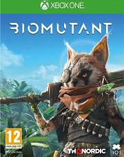 Carátula de Biomutant - Xbox One