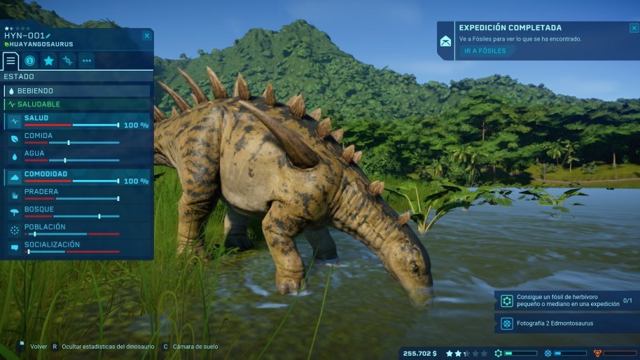 Jurassic World Evolution PC
