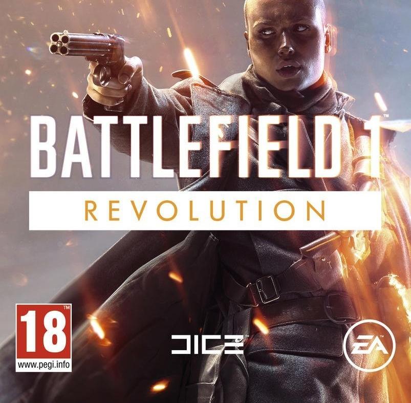 ¡Es oficial! EA presenta Battlefield 1 Revolution, su Edición Completa