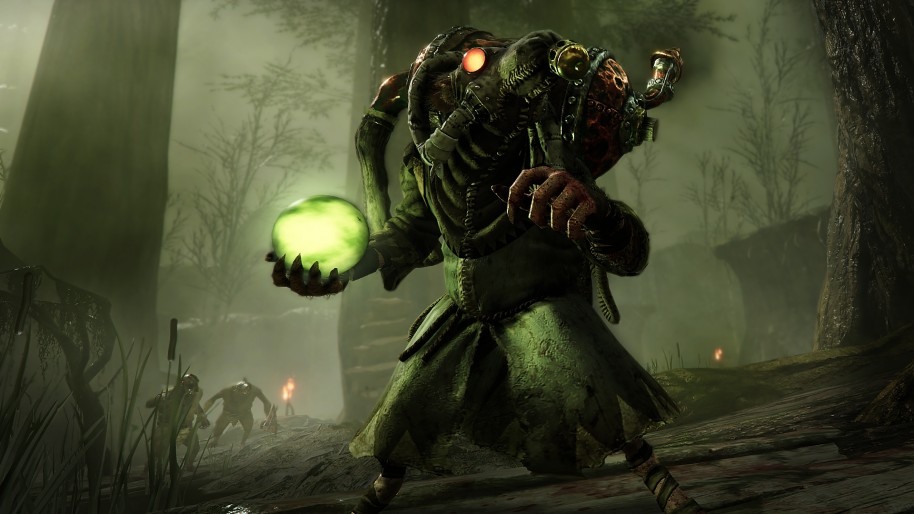 Warhammer Vermintide II: La frenética acción de Warhammer: Vermintide II en vídeo