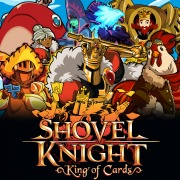 Carátula de Shovel Knight: King of Cards - Nintendo Switch
