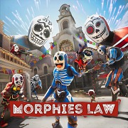 Carátula de Morphies Law - Nintendo Switch