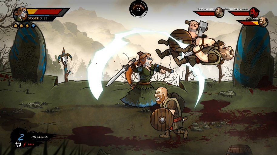 Wulverblade Xbox One