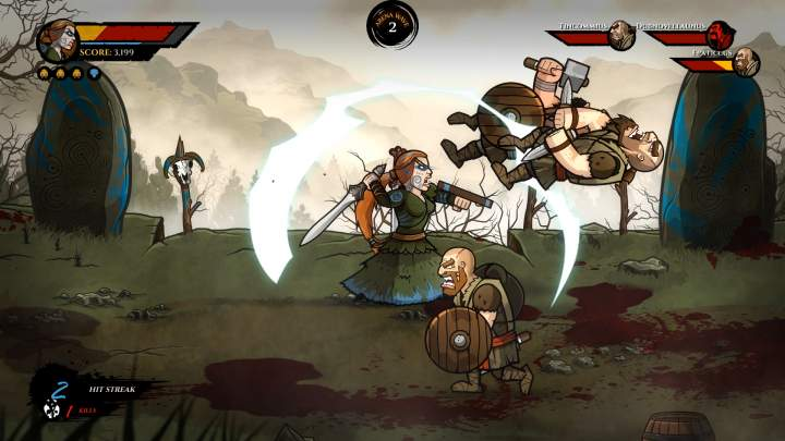 Wulverblade - Imagen PS4