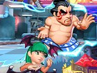 Puzzle Fighter - Pantalla