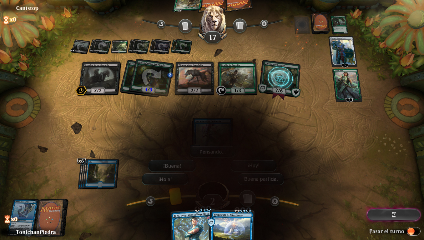 Es Magic Arena el videojuego definitivo de Magic? - PC