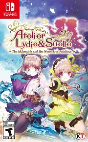 Carátula de Atelier Lydie & Suelle - Nintendo Switch