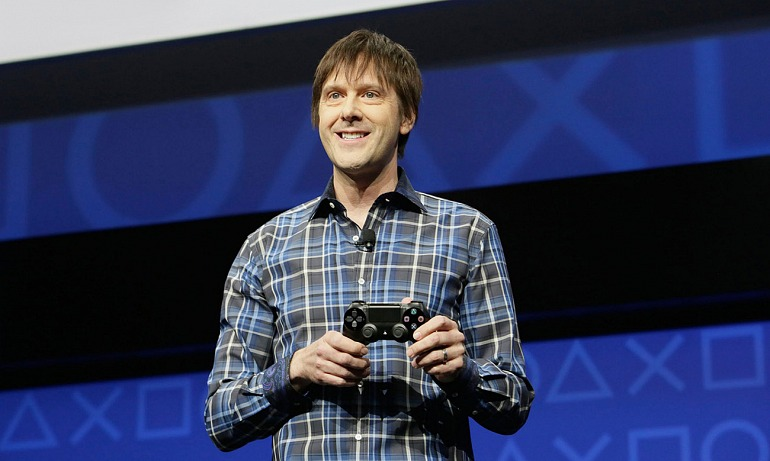 Mark Cerny, diseñador de PS4 y PlayStation 5