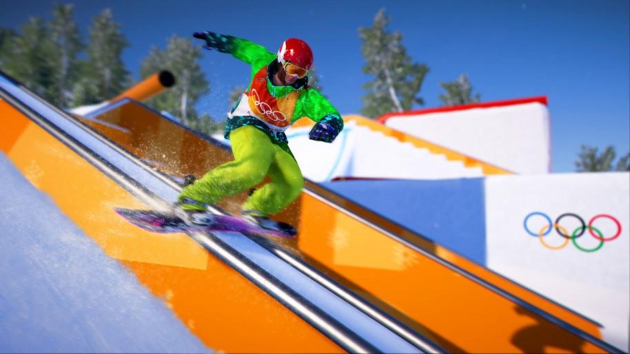 Steep Camino a las Olimpiadas: Steep Camino a las Olimpiadas: ¿Espíritu de superación? Steep tiene bastante, y con esta expansión quiere demostrarlo